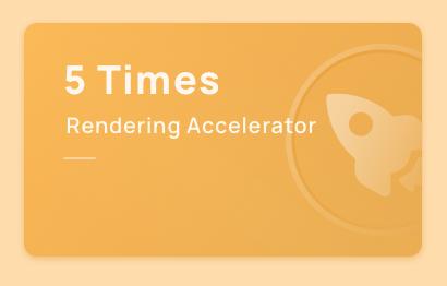 Rendering Accelerator